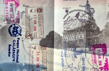 Machu Picchu Galapagos Passport