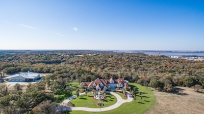 Aerial Luxury Real Estate Video