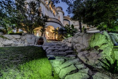 Twilight Luxury Real Estate Photography